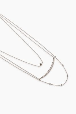 3-in-1 necklace – as a trio, a duo or alone