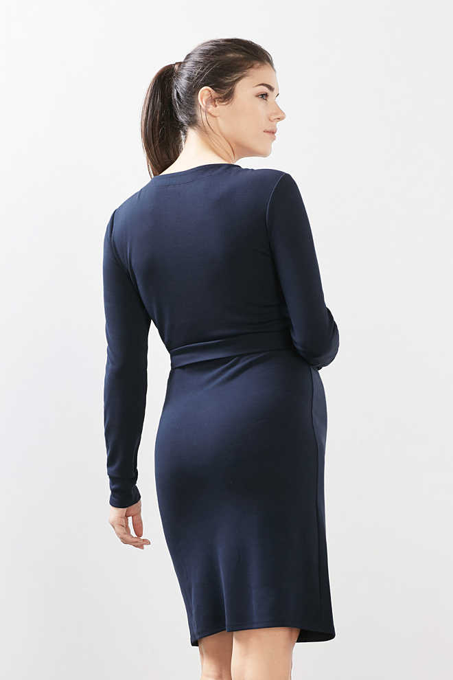 Esprit / Premium stretch jersey dress