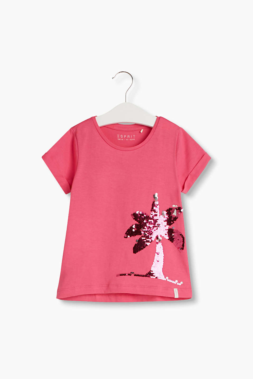 Esprit t shirt with colour changing sequins at our for Sequin t shirt changing