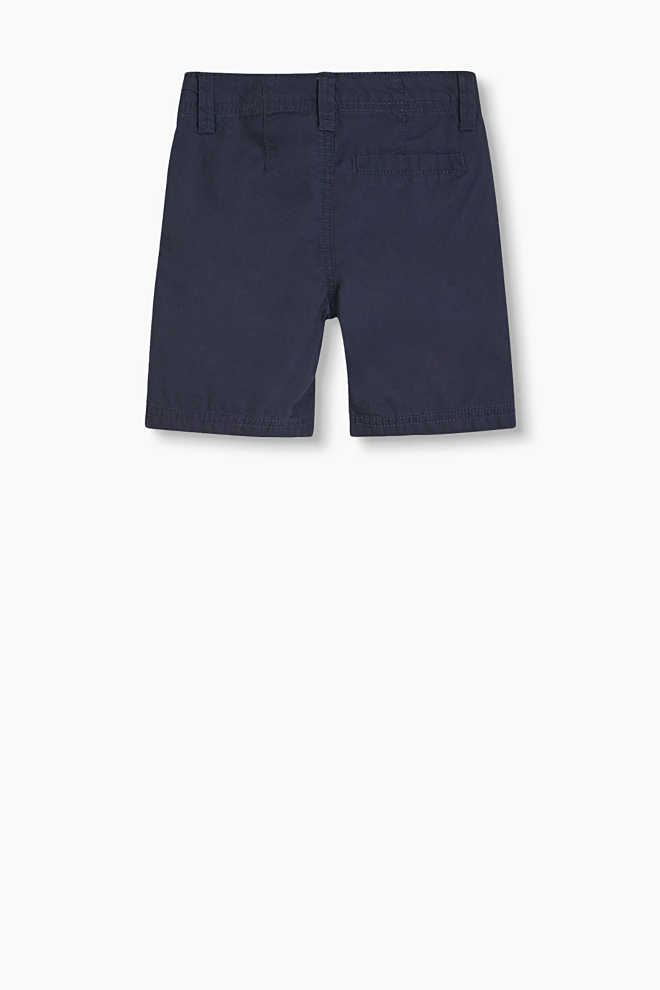 Esprit / Shorts chino basic, 100% cotone