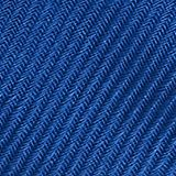Lightweight woven scarf with a rib texture, DARK BLUE, swatch
