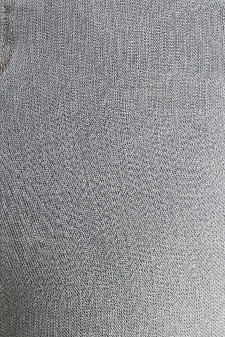 With TENCEL™: Shaping jeans with two-way stretch, GREY LIGHT WASH, detail image number 4