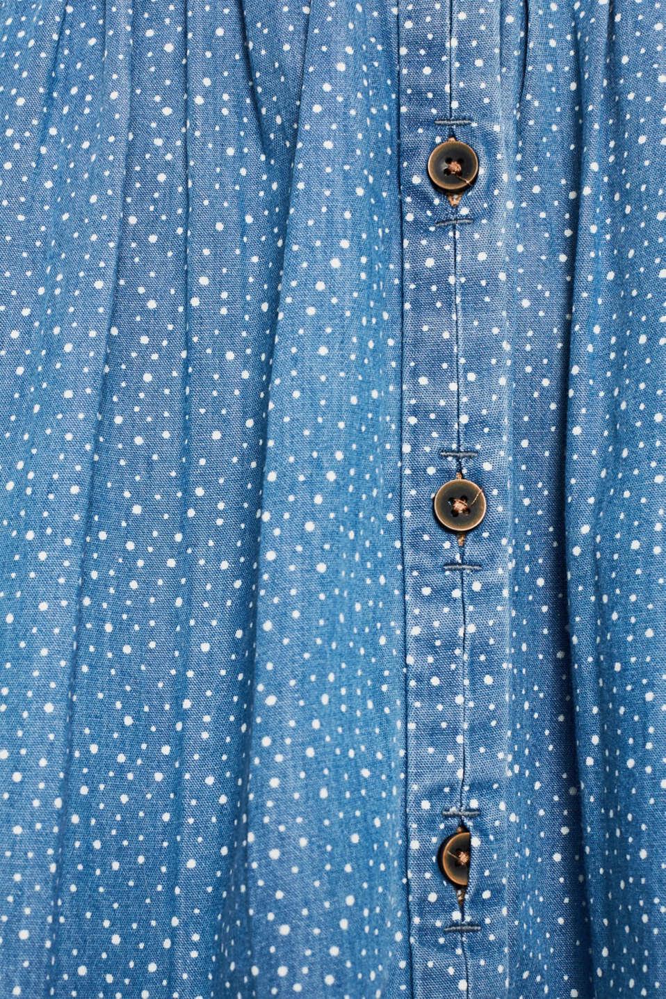Dresses denim, BLUE LIGHT WASH, detail image number 3