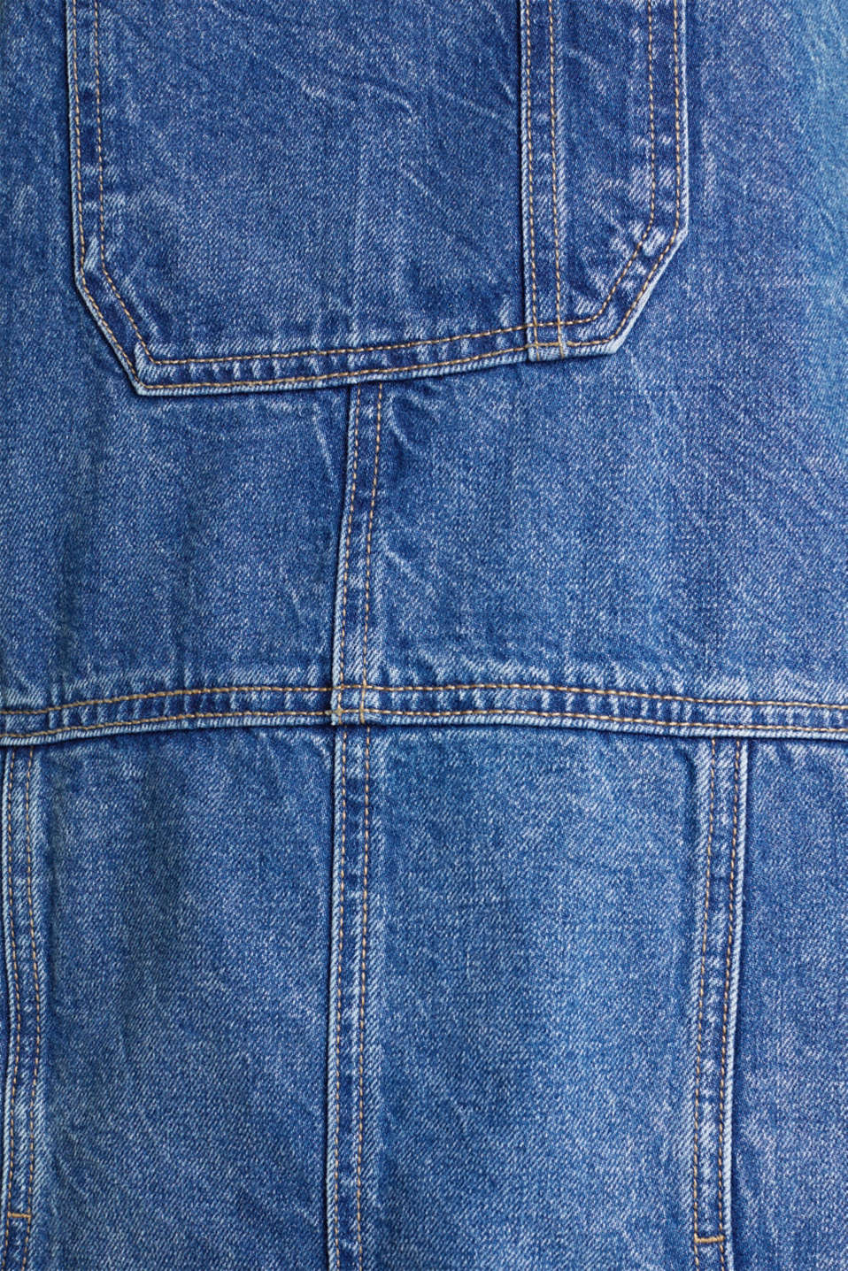 Dresses denim, BLUE MEDIUM WASH, detail image number 4