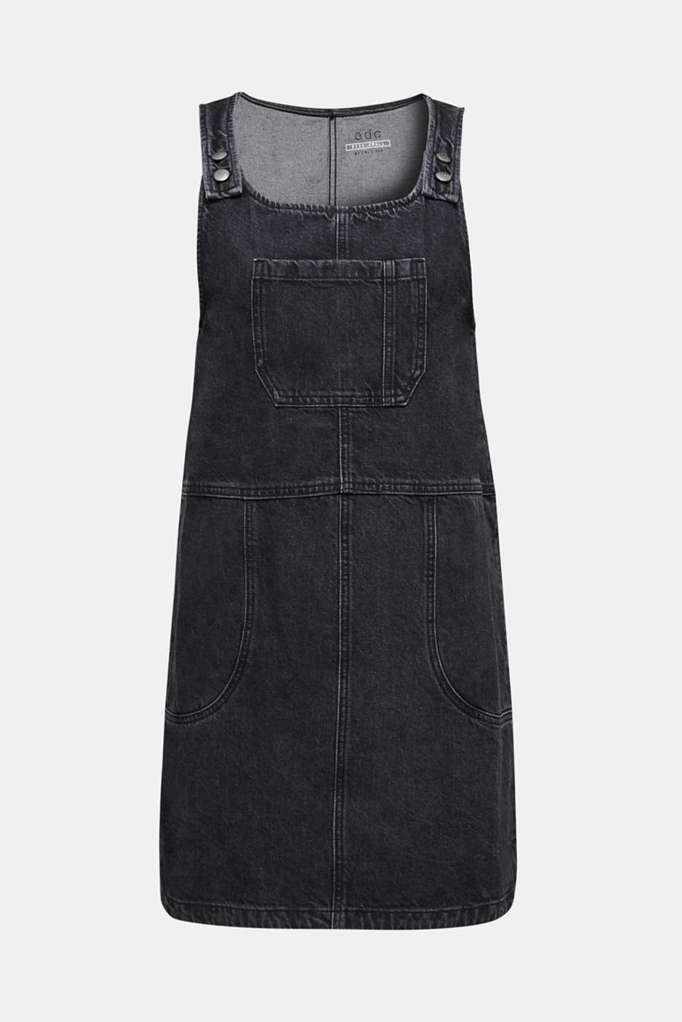 Dresses denim, BLACK MEDIUM WASH, detail image number 3