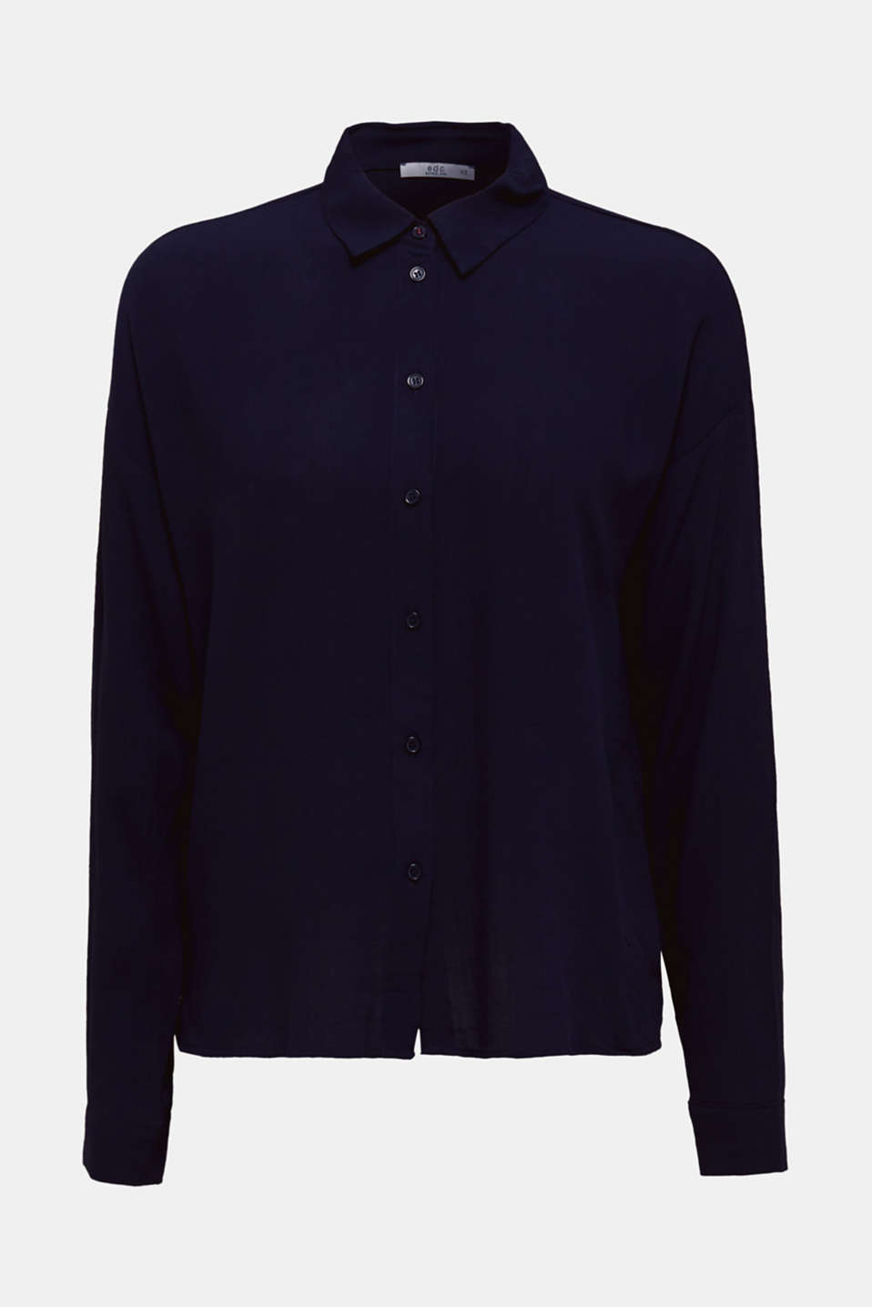Blouses woven, NAVY, detail image number 7