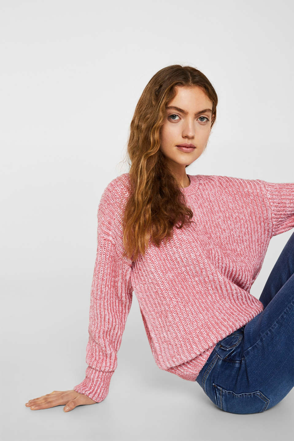 Sweaters, BLUSH 3, detail image number 5