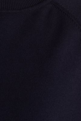 Jumper with racing stripes, NAVY 2, detail