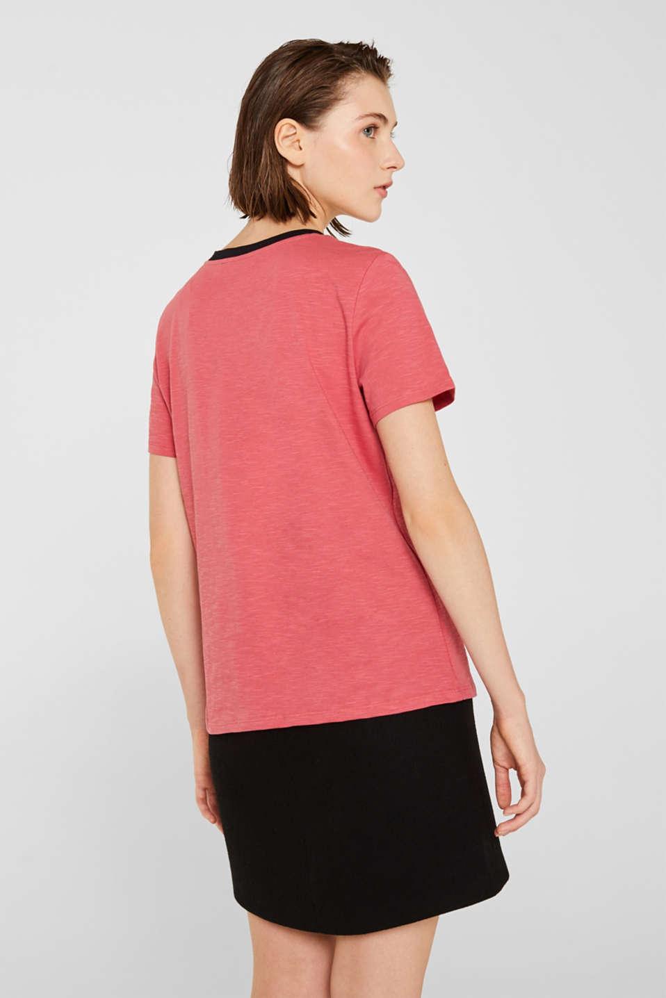 T-Shirts, BLUSH, detail image number 3