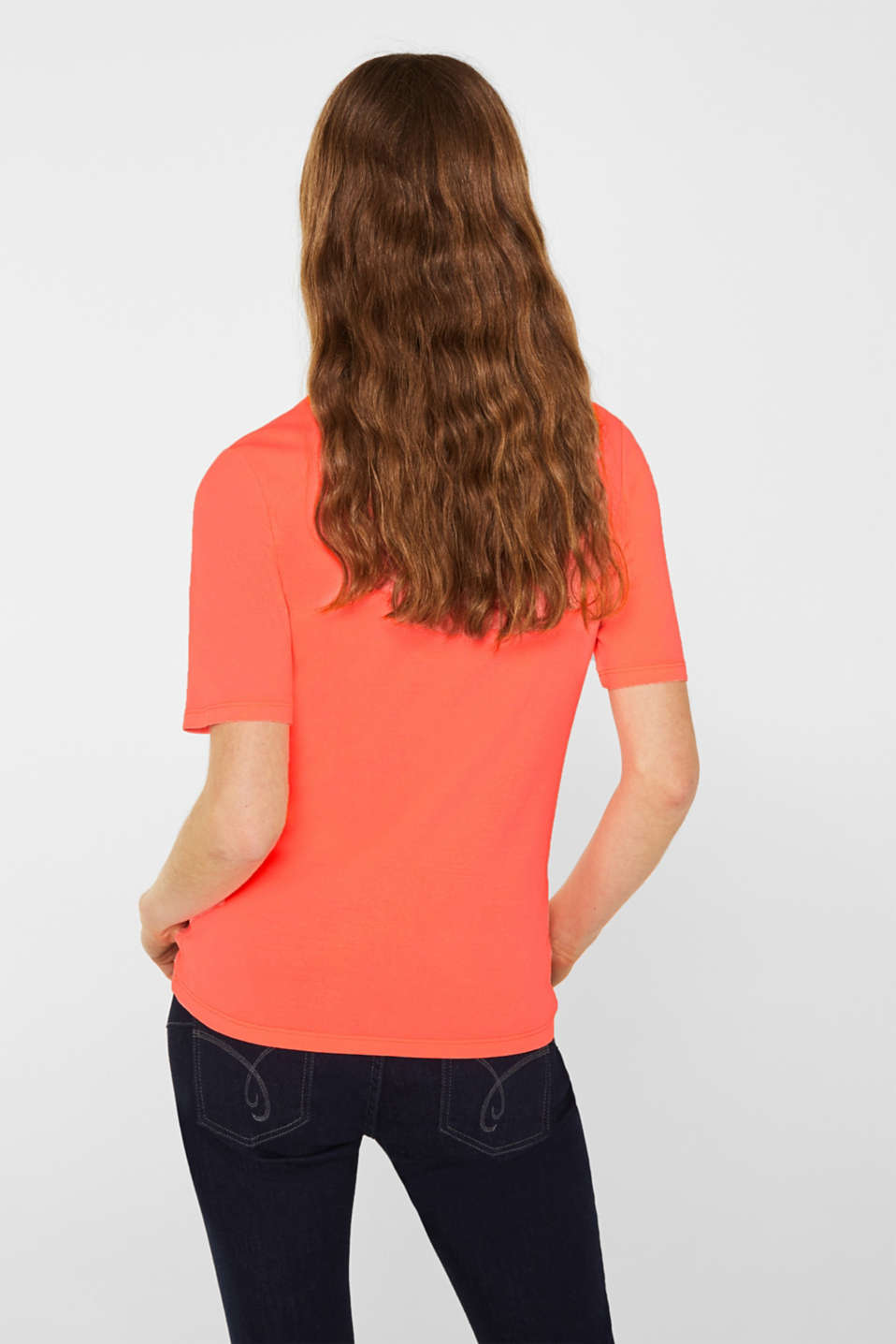 T-Shirts, CORAL 4, detail image number 3