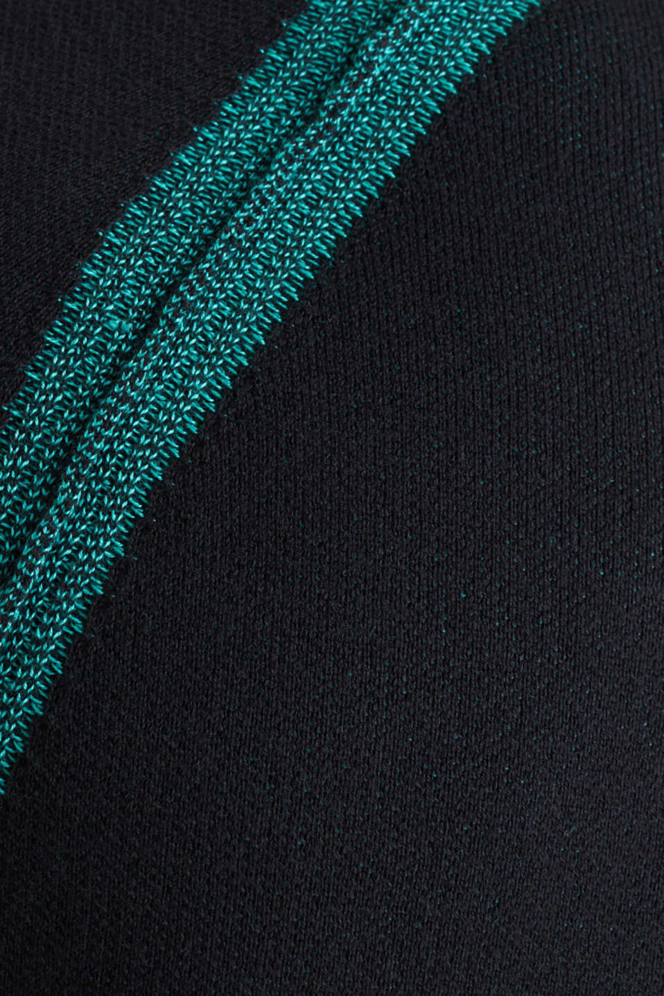 Sweaters, BLACK 2, detail image number 3