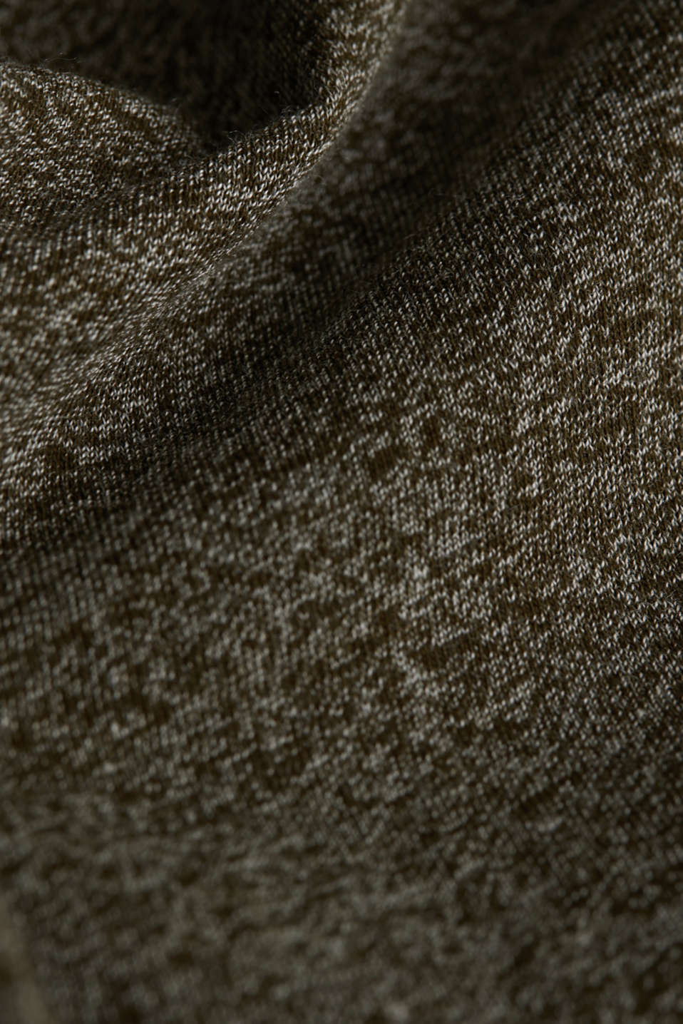 Jersey T-shirt in a casual look, OLIVE 5, detail image number 4