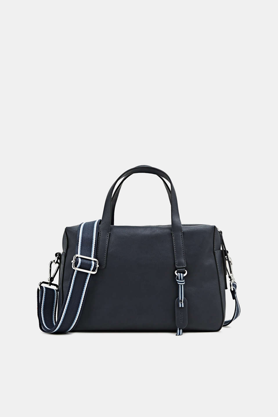 City bag with different straps, NAVY, detail image number 0