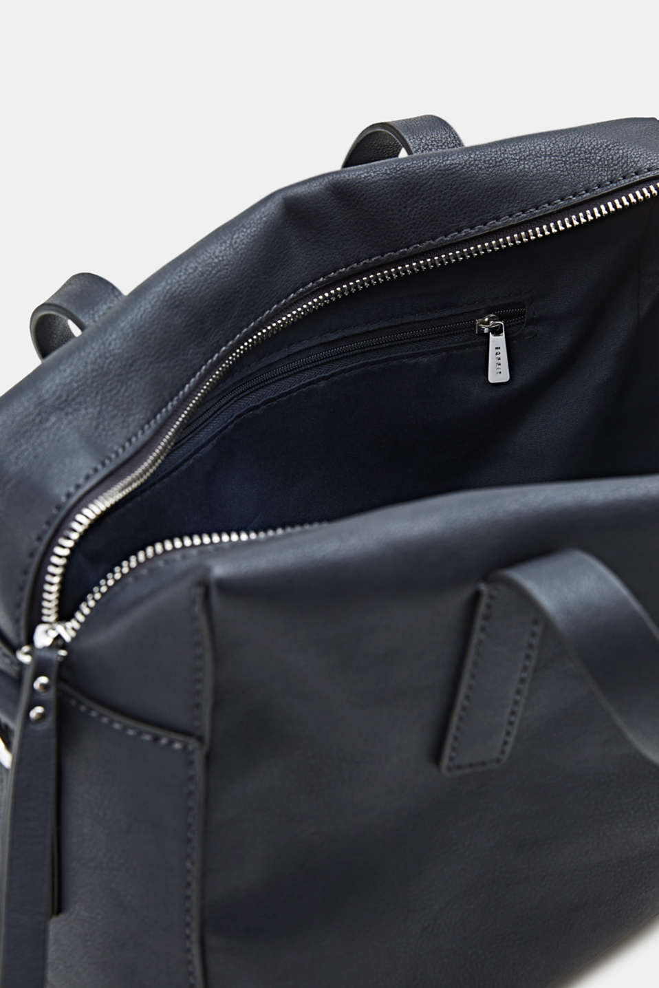 City bag with different straps, NAVY, detail image number 4