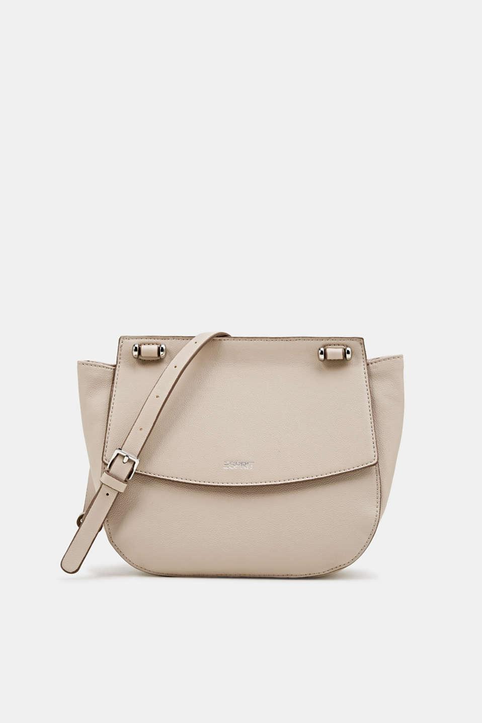 Faux leather shoulder bag, ICE, detail image number 0