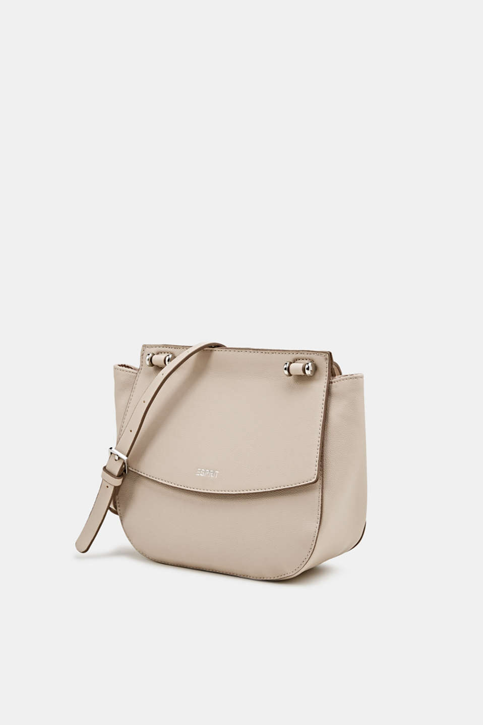 Faux leather shoulder bag, ICE, detail image number 2