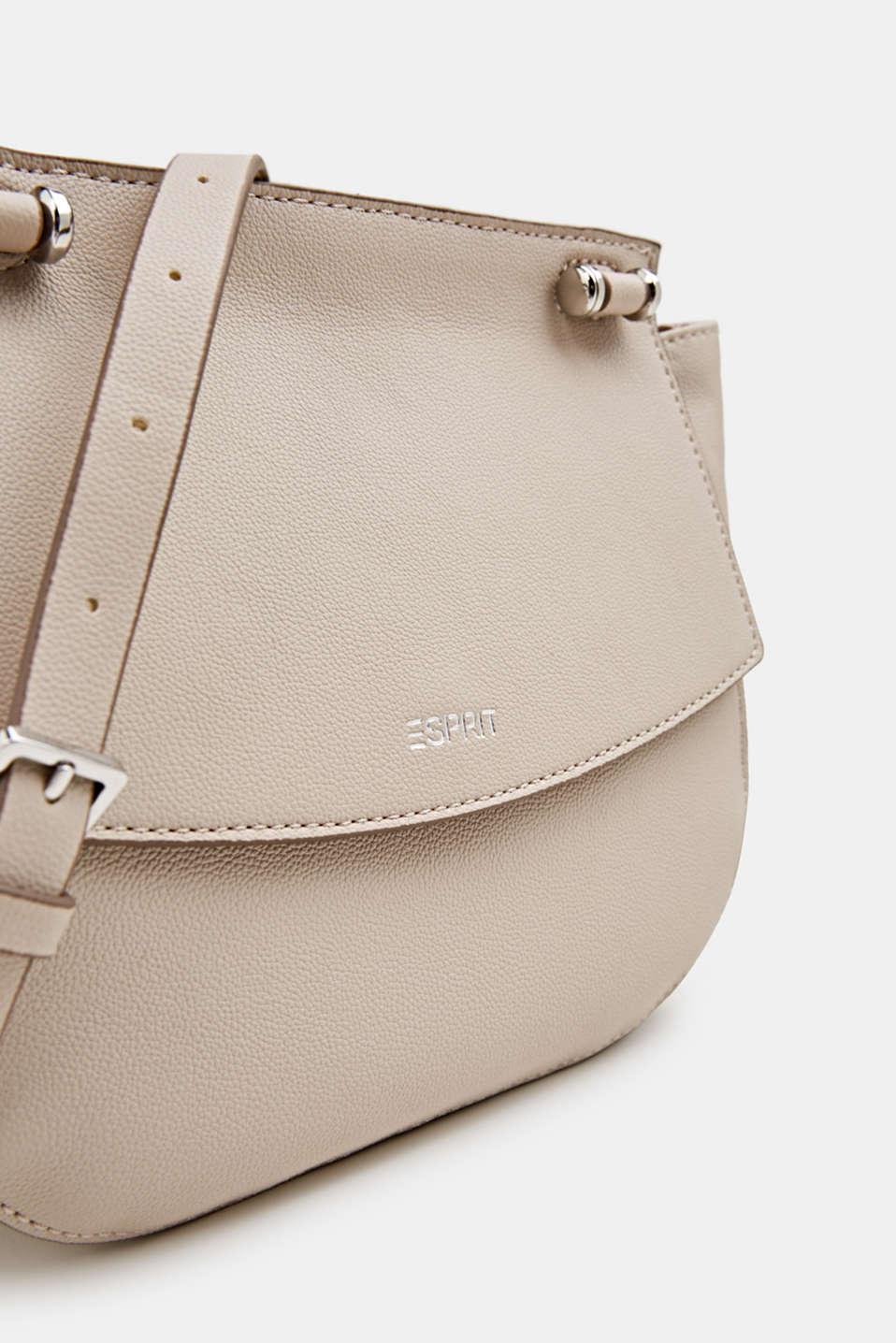 Faux leather shoulder bag, ICE, detail image number 3