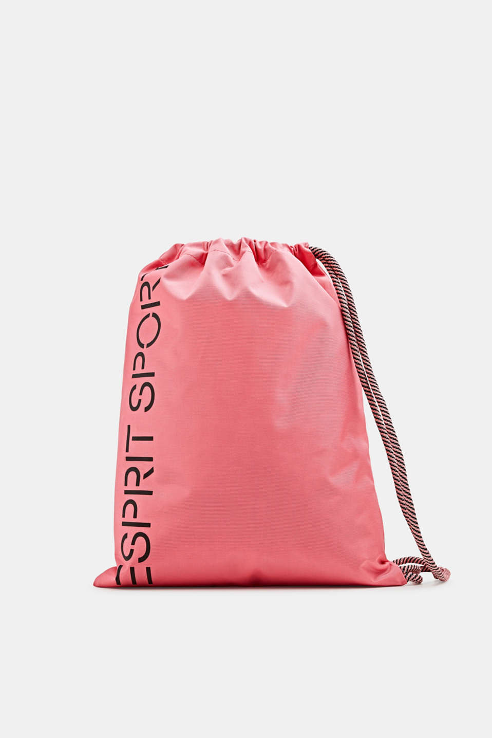 Esprit - Nylon pouch with a logo