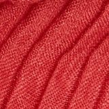 Pleated scarf with a check design, RED, swatch
