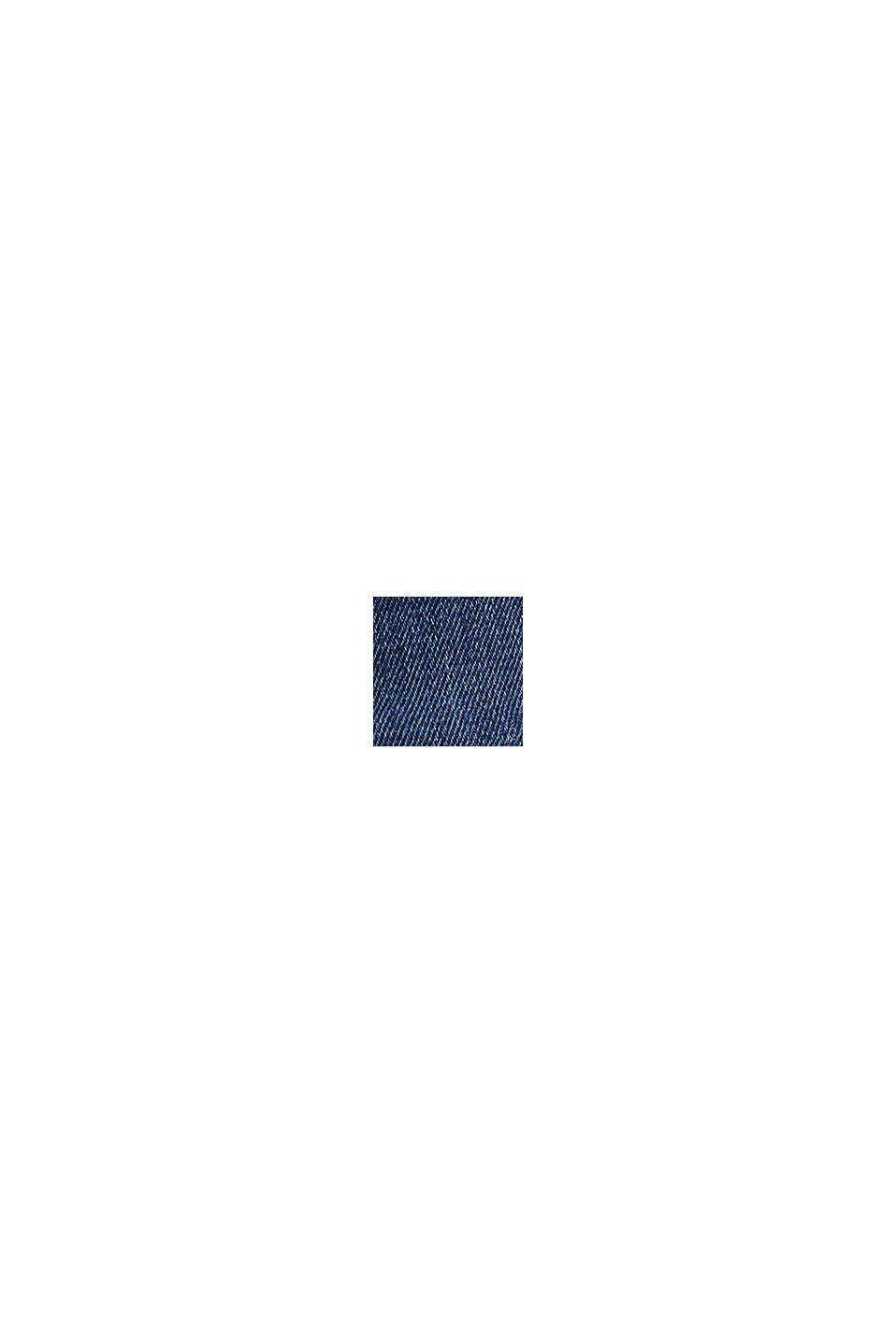 Vaqueros elásticos con nuevo tejido, BLUE DARK WASHED, swatch