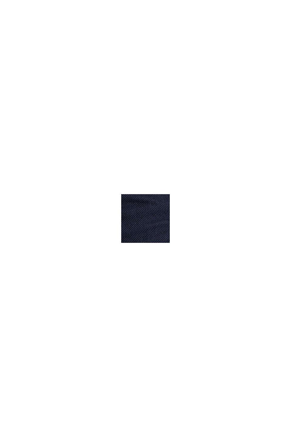 Pantaloni elasticizzati dal taglio moderno, NAVY, swatch