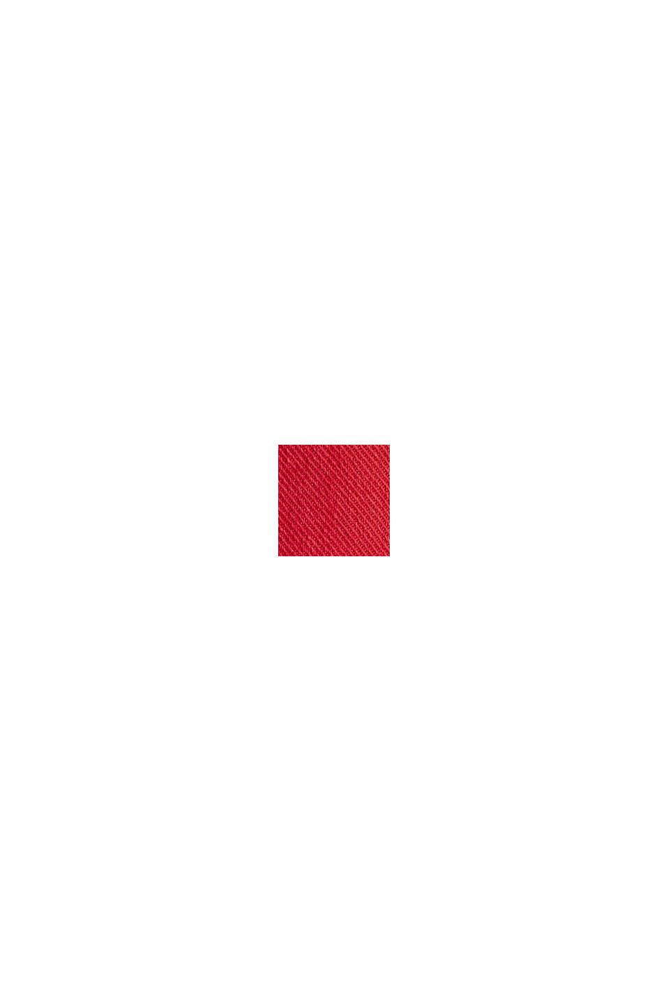 Stretch-Pants mit modischem Fit, DARK RED, swatch