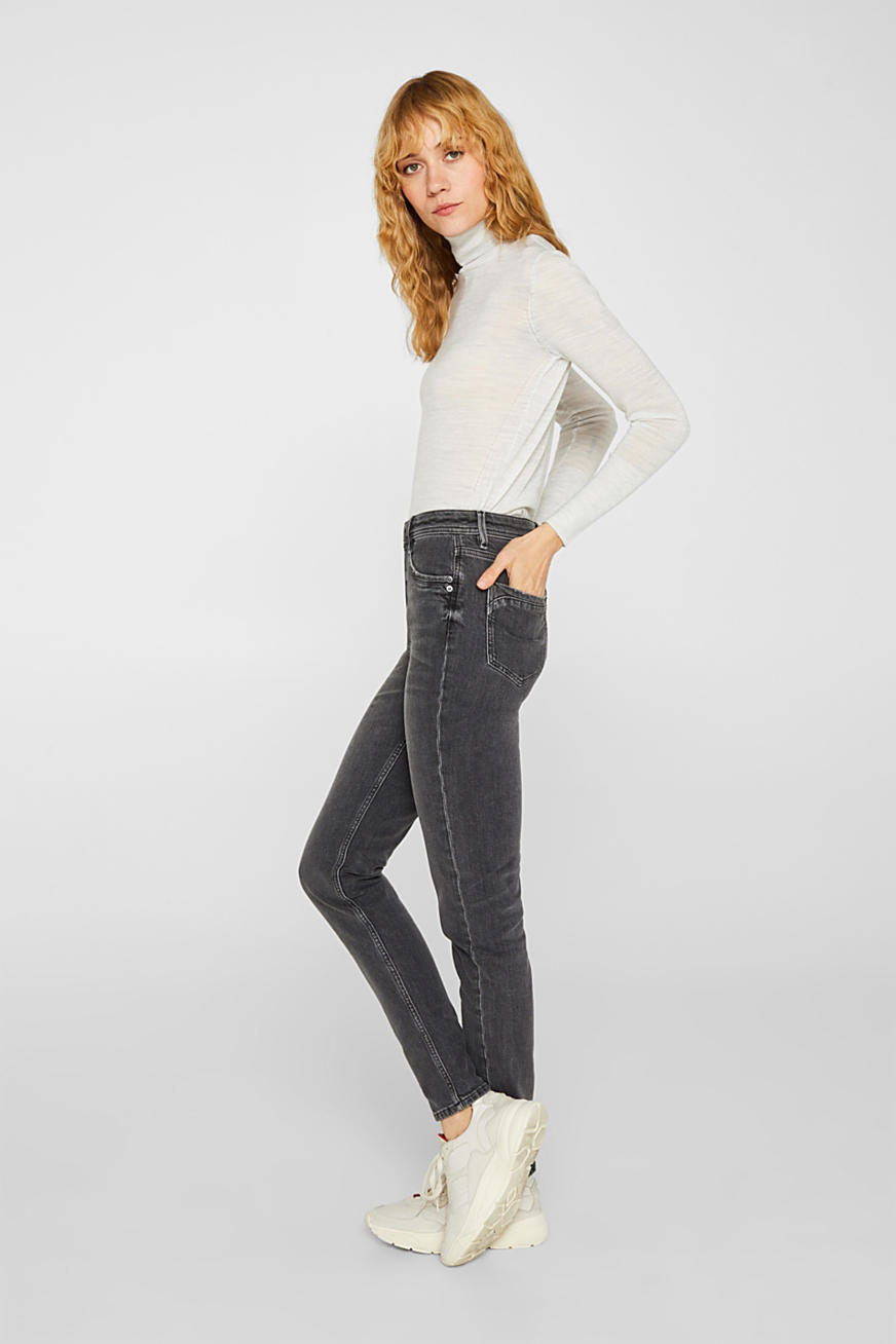 Stretch-Jeans mit neuem Fit