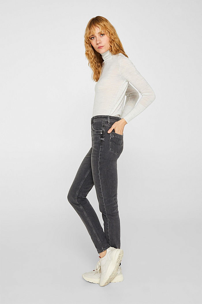 stretch jeans in a new fit