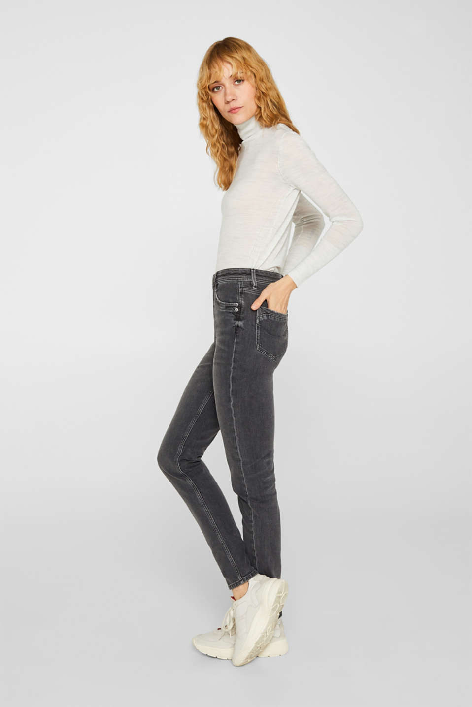 Esprit - stretch jeans in a new fit