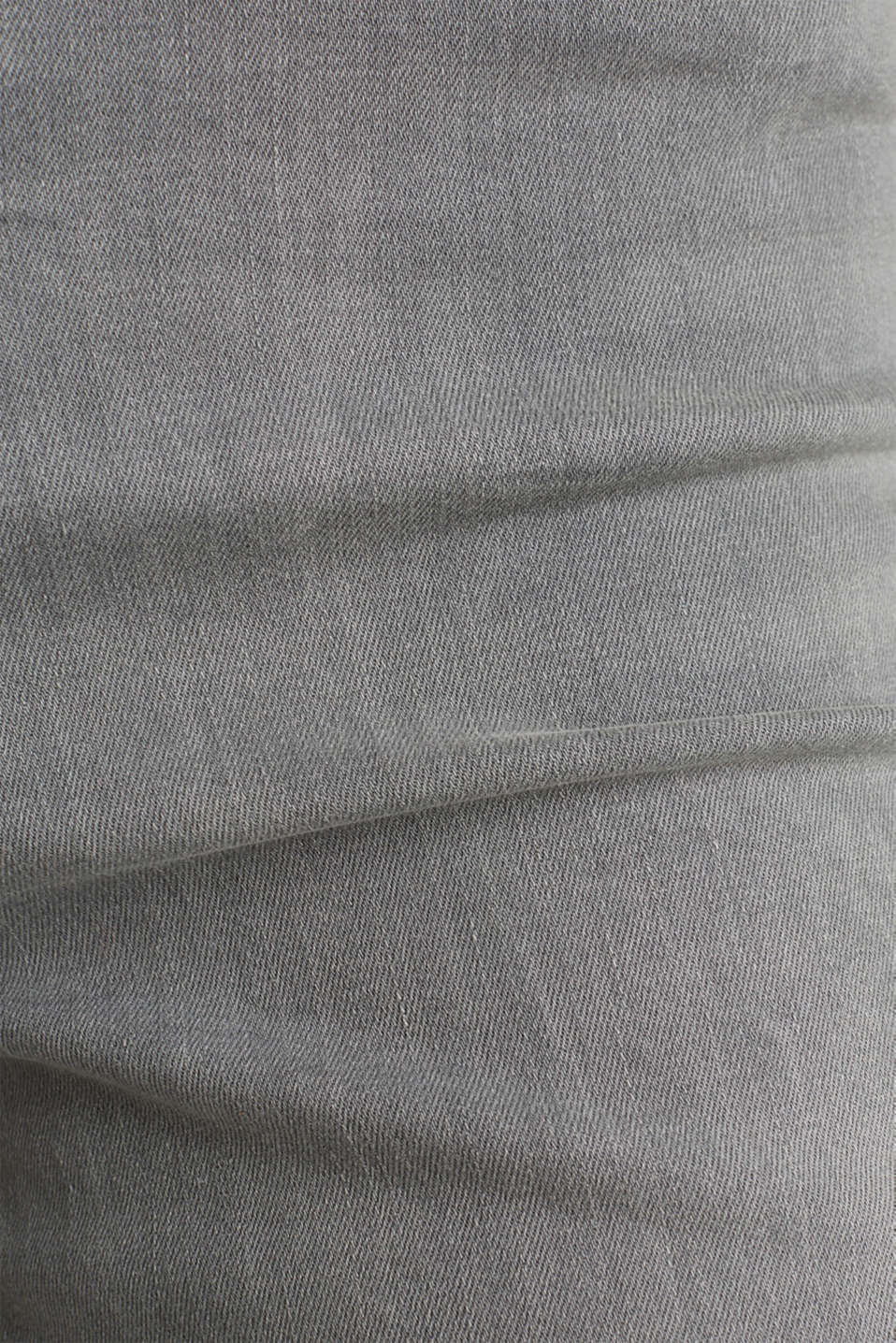 Bootcut jeans with a high waistband, GREY MEDIUM WASH, detail image number 4