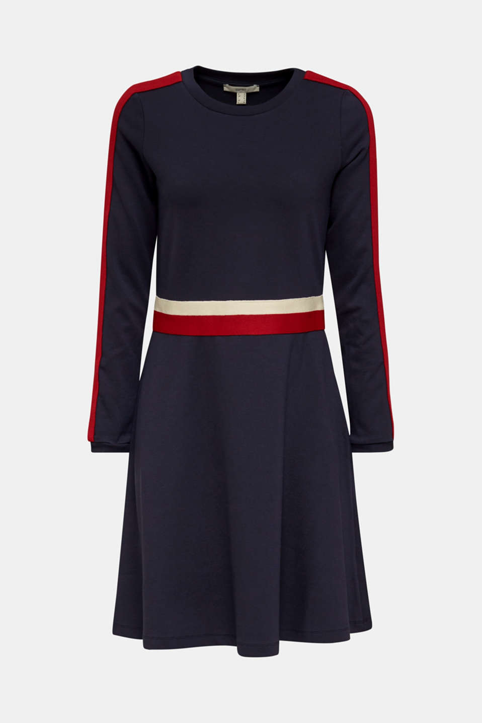 Dresses knitted, NAVY, detail image number 6