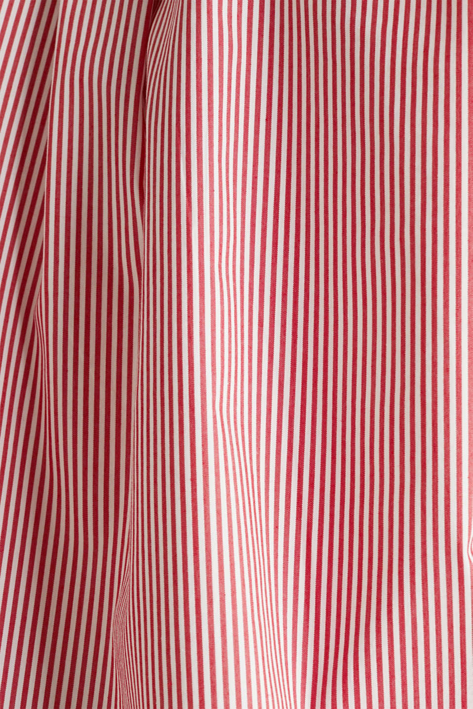 Stretch blouse with a pussycat bow, RED, detail image number 4