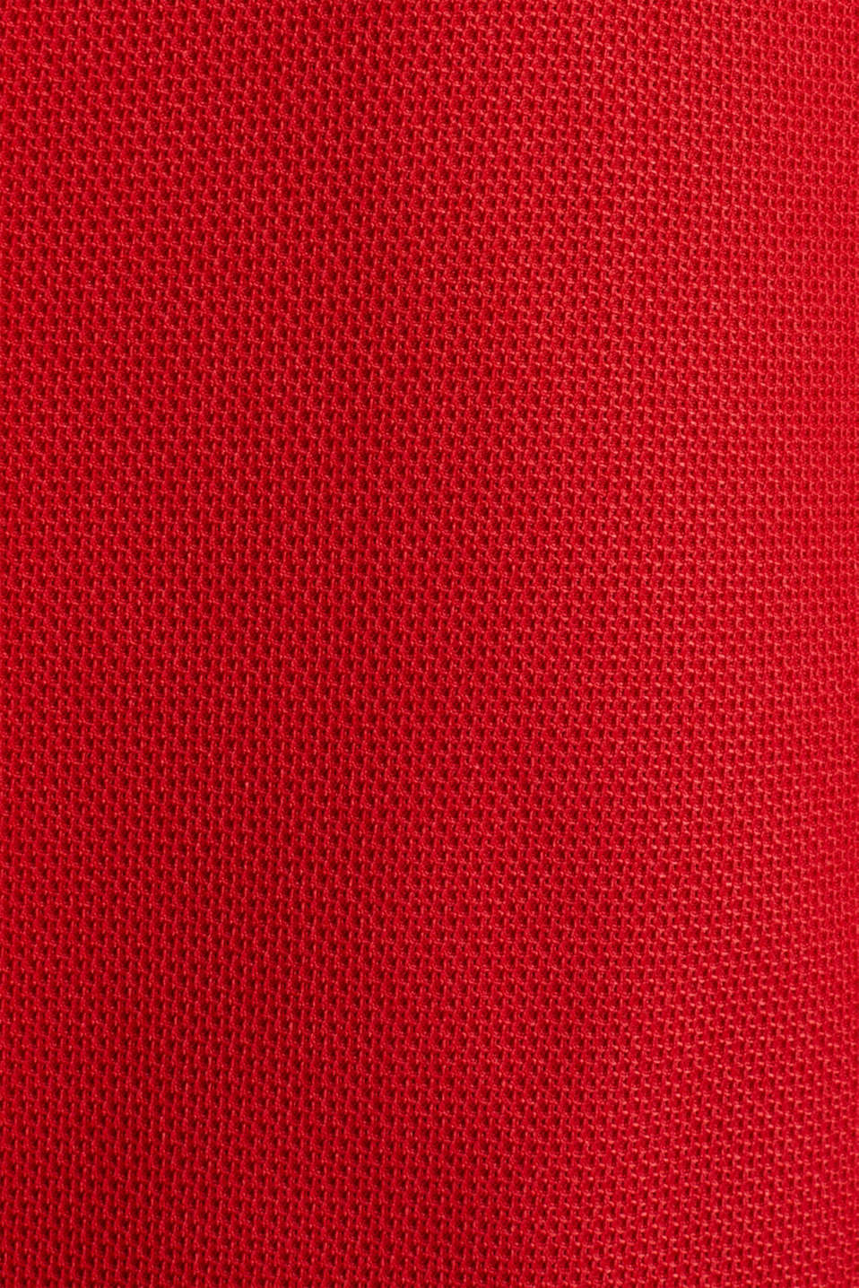 Coats woven, DARK RED, detail image number 4