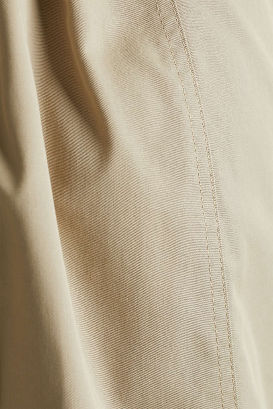 Trench coat with an adjustable hood, BEIGE, detail image number 4