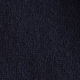 Logo jumper made of 100% cotton, NAVY, swatch