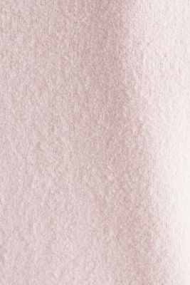 Comfy and stretchy bouclé jumper, LIGHT PINK, detail