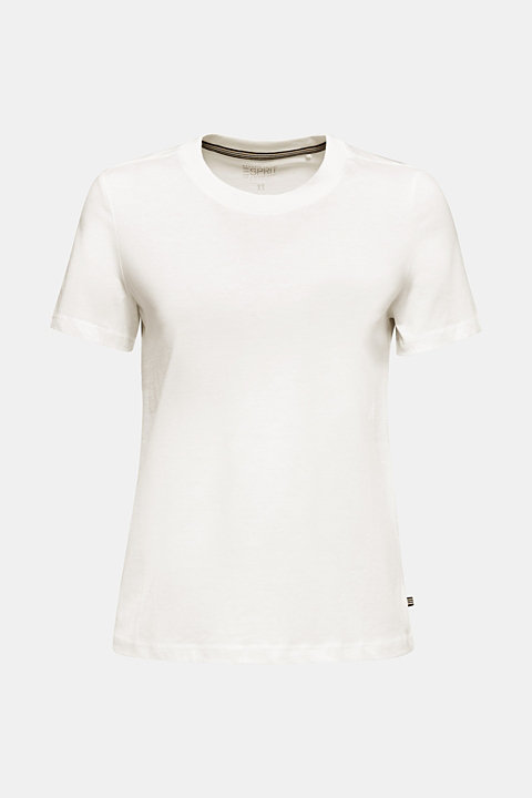 Basic T-shirt, 100% organic cotton