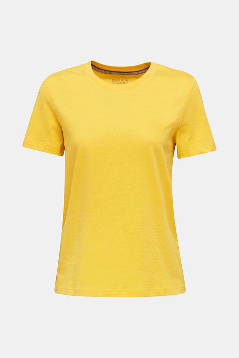 Basic T-shirt, 100% organic cotton
