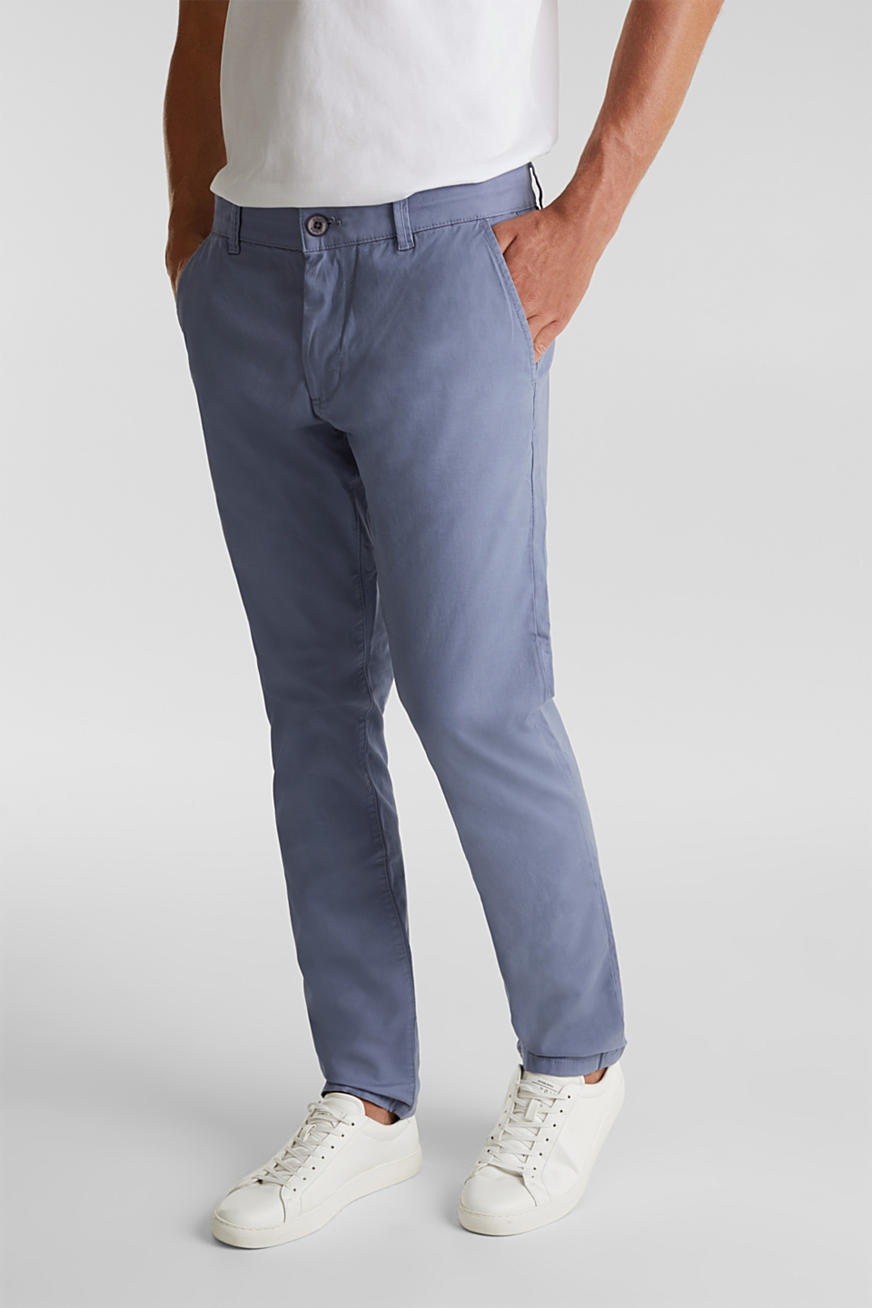 Chino stretch in twill
