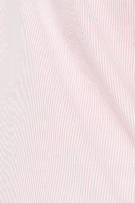 Oxford shirt in stretch cotton, CORAL 3, detail