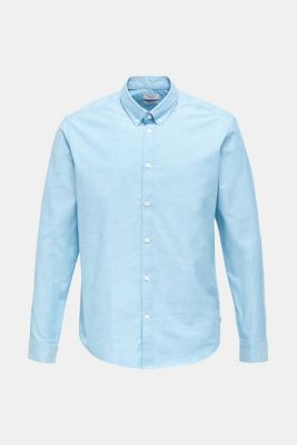 Oxford shirt with a button-down collar, DARK TURQUOISE 5, detail