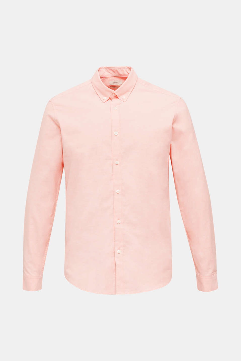 Shirts woven Regular fit, CORAL 5, detail image number 6