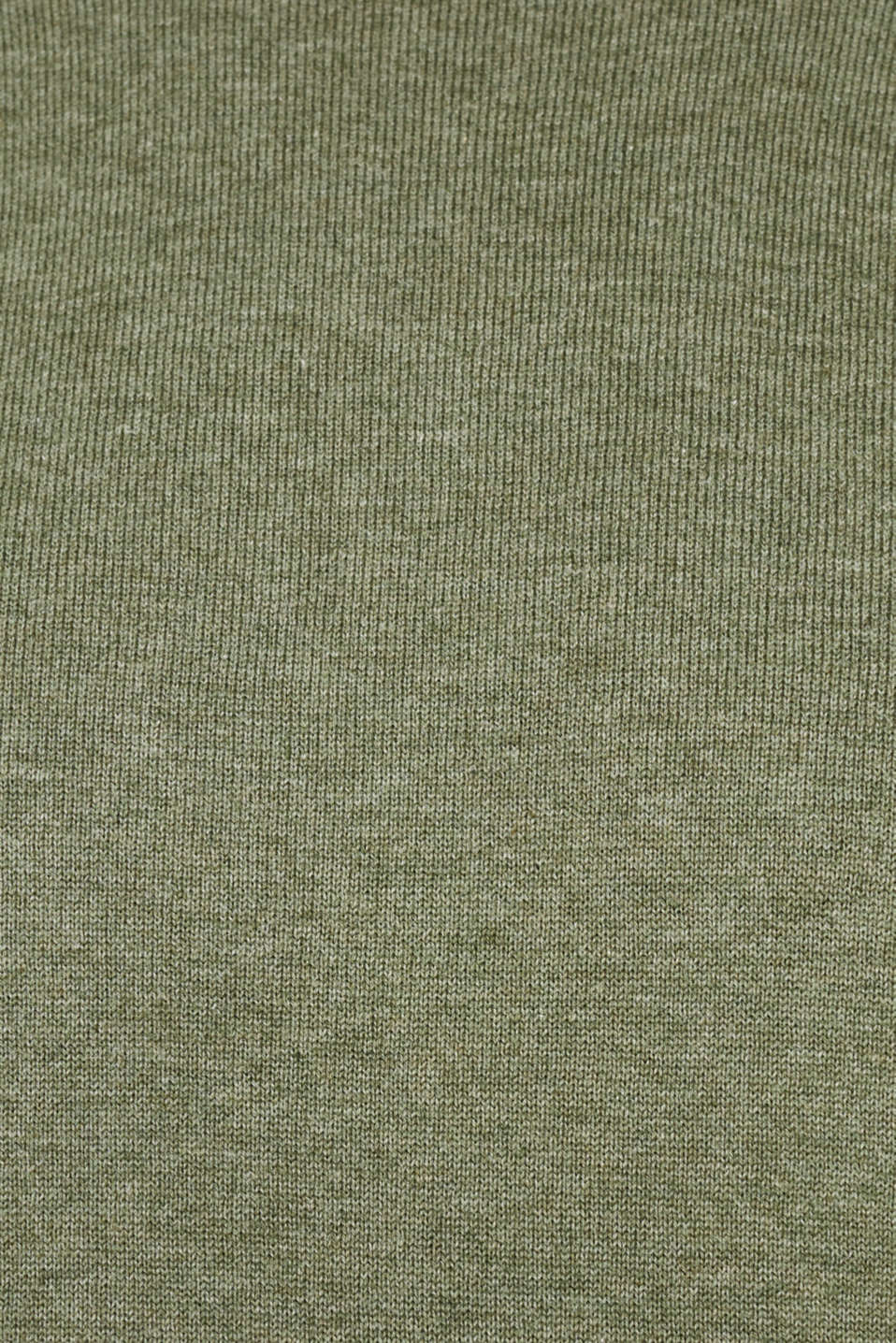 Sweaters, LIGHT KHAKI 5, detail image number 3