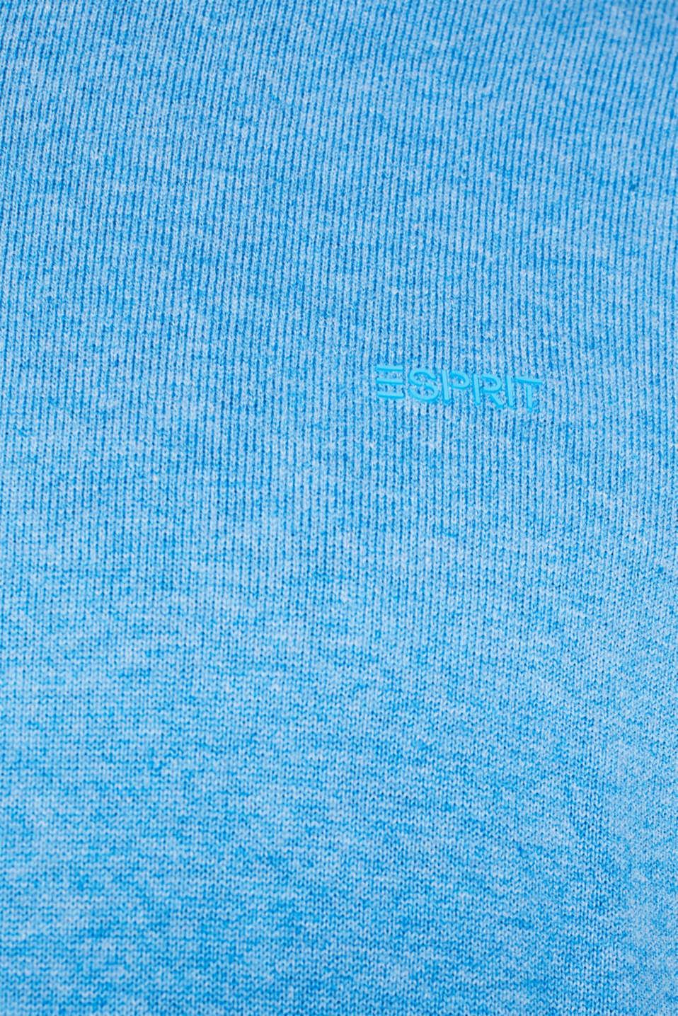 Sweaters, BRIGHT BLUE 5, detail image number 4