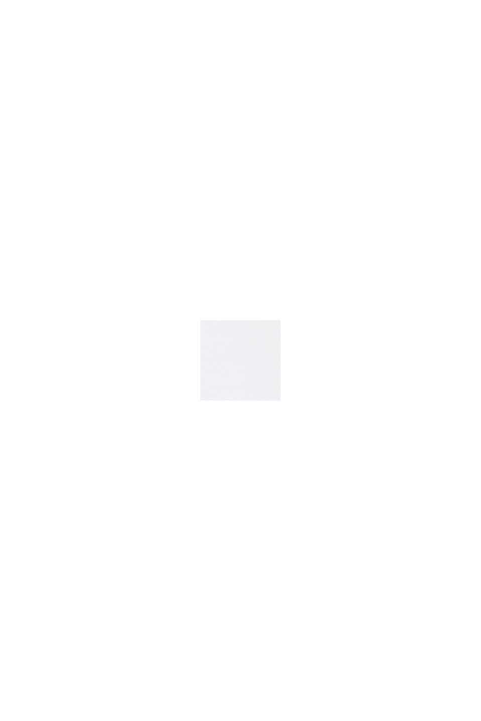 Jerseypusero 100 % luomupuuvillaa, WHITE, swatch