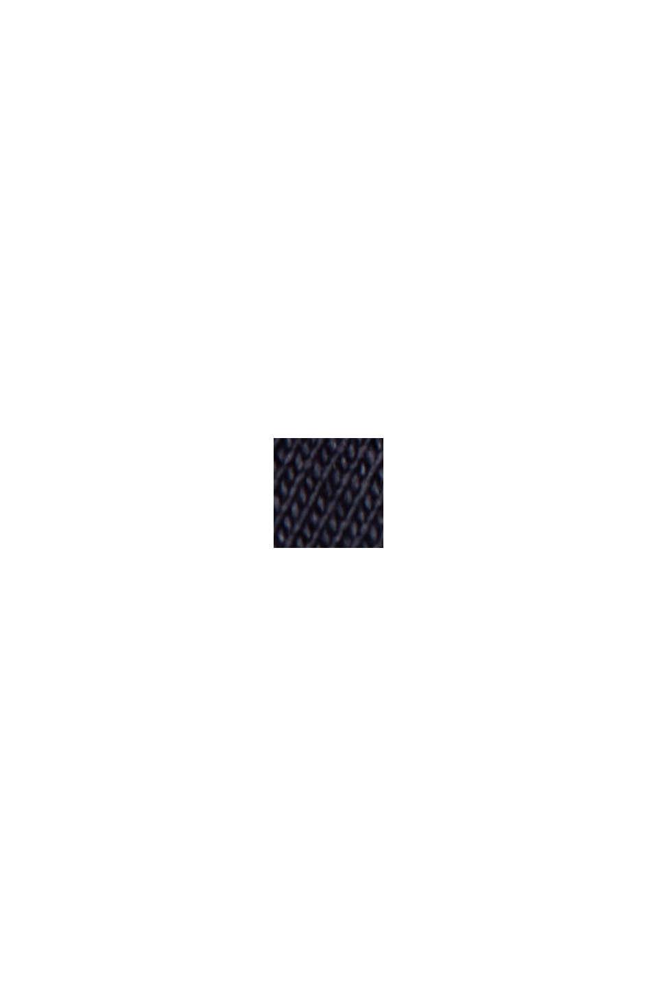 Jerseypusero 100 % luomupuuvillaa, NAVY, swatch