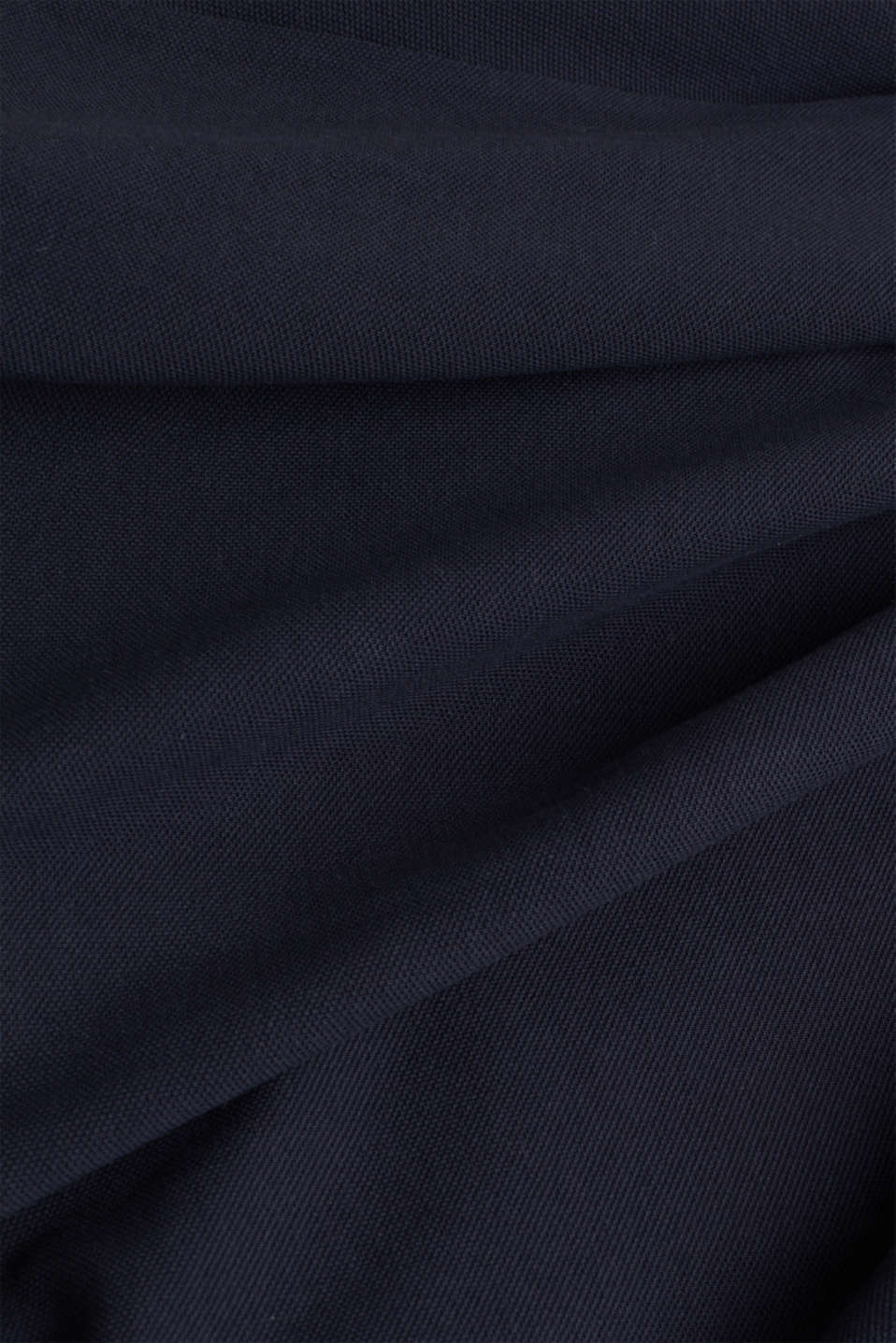 Polo shirt in 100% organic cotton, NAVY, detail image number 4