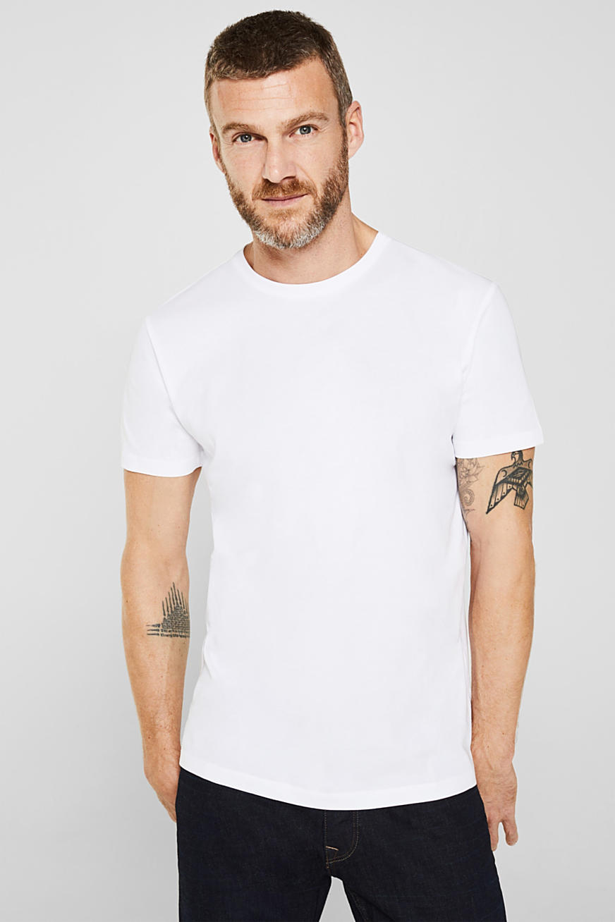 Double pack of jersey cotton tops