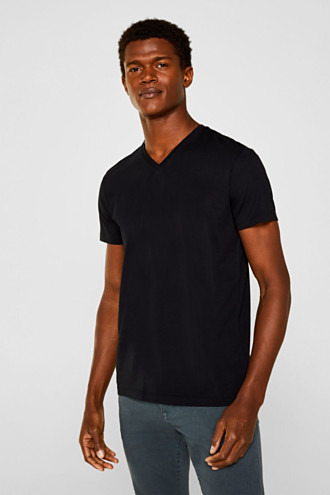 Double pack of jersey T-shirts made of 100% cotton