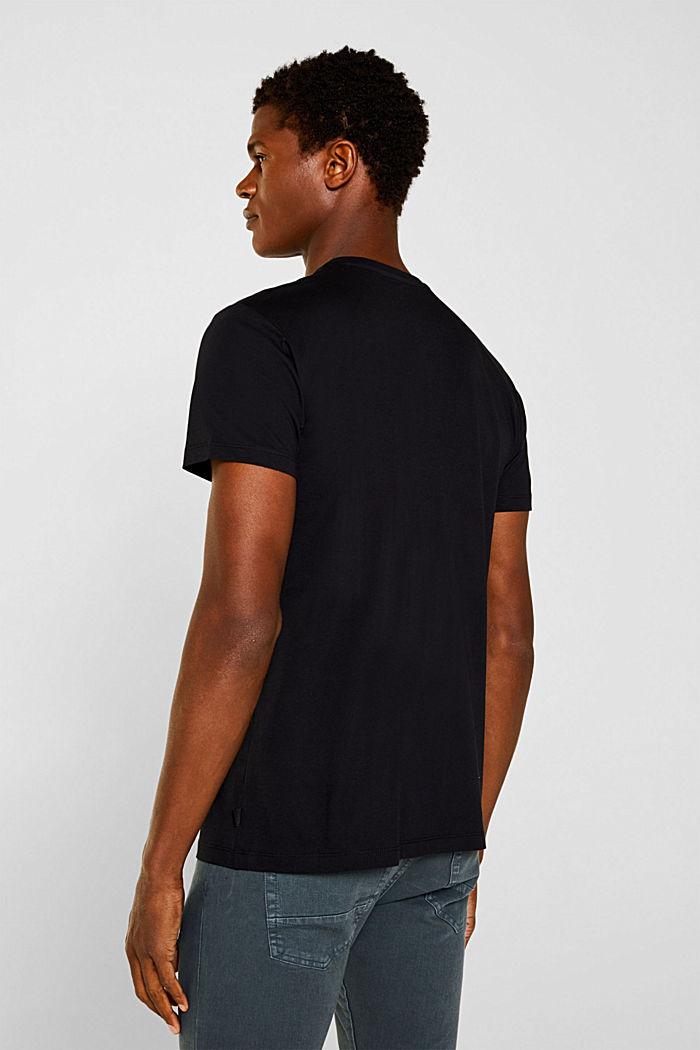 2er-Pack Jersey-Shirt aus 100% Baumwolle, BLACK, detail image number 2